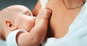 Грудное вскармливание сдерживает «взросление» кишечной микрофлоры детей