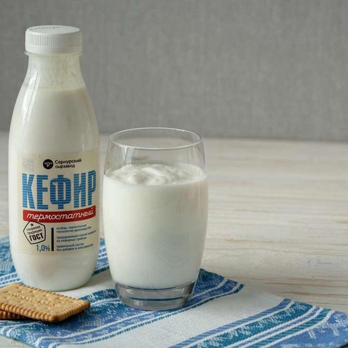 Благодаря содержанию в кефире соединения кефирана, его стали пить во всем мире