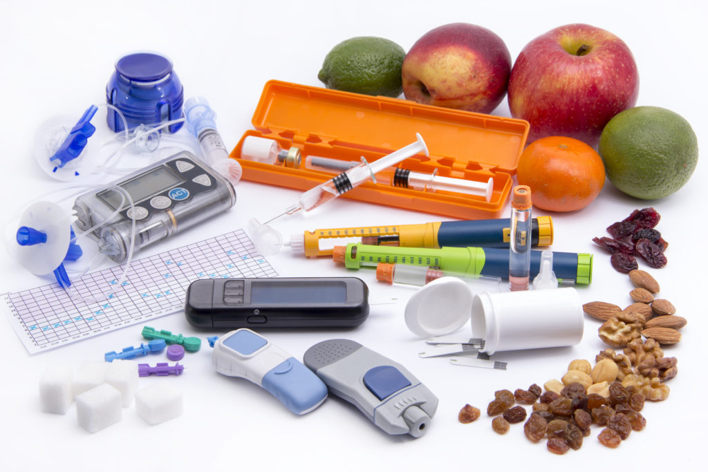 Коррекция дисбиоза при сахарном диабете