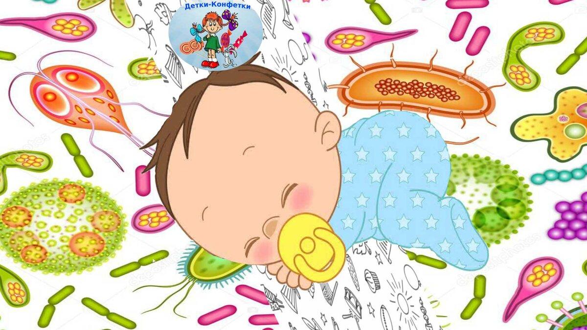 Особенности процессов становления кишечной микрофлоры у новорожденных в зависимости от вида родоразрешения
